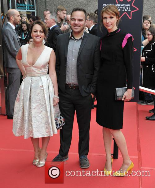 Jaime Winstone, Kyle Patrick Alvarez and Dolly Wells 1
