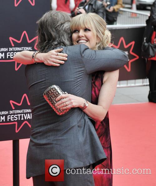 Robert Carlyle and Ashley Jensen 5