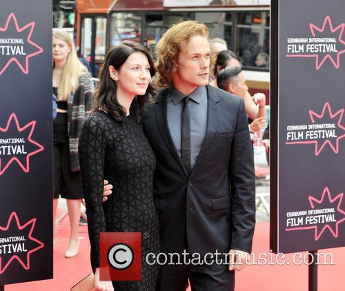 Caitriona Balfe and Sam Heughan 5