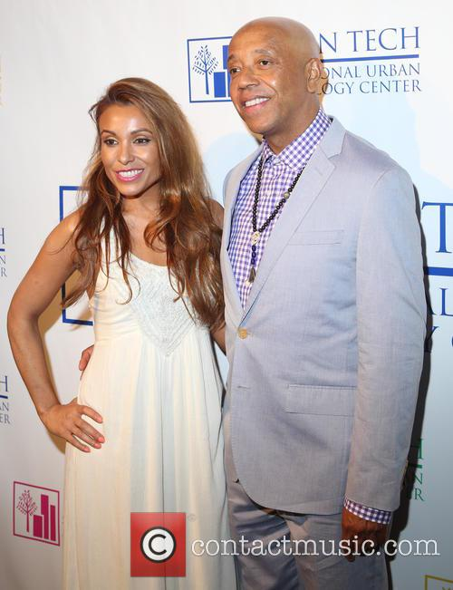 Leslie Lopez and Russell Simmons 2