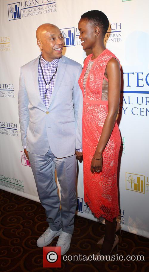 Russell Simmons and Flaviana Matata 10