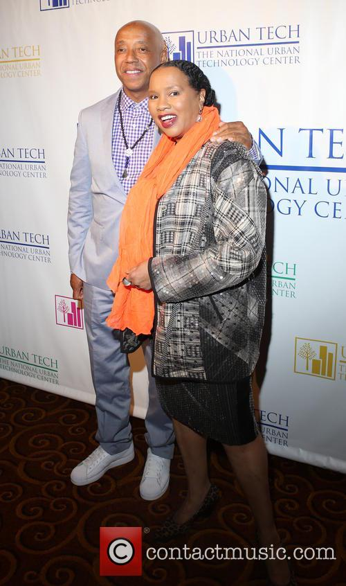 Russell Simmons and Sherry Bronfman 11