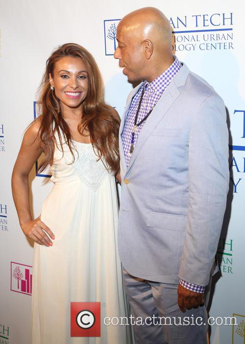 Leslie Lopez and Russell Simmons 3