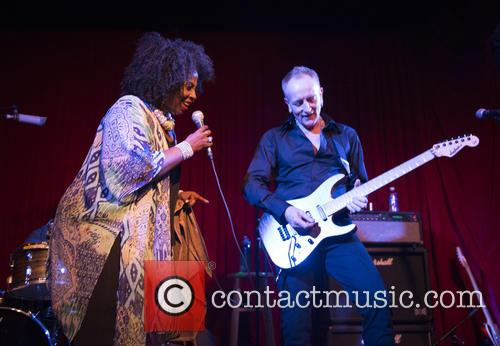 Debbi Blackwell-cook and Phil Collen 3