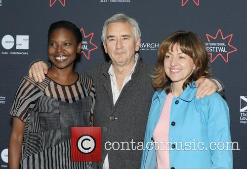 Jaqueline Lyanga, Denis Lawson and Jo Hartley 2