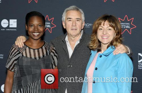 Jaqueline Lyanga, Denis Lawson and Jo Hartley 4