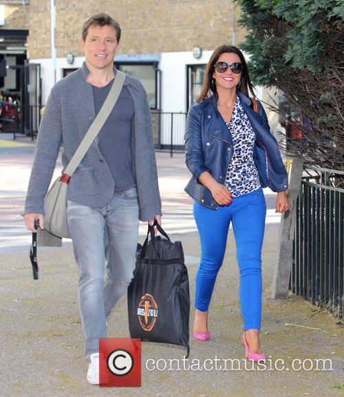 Susanna Reid and Ben Shepherd 3