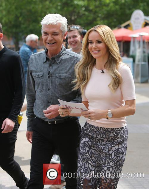 Amanda Holden and Philip Schofeild 6