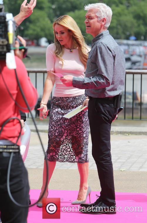 Amanda Holden and Philip Schofeild 11