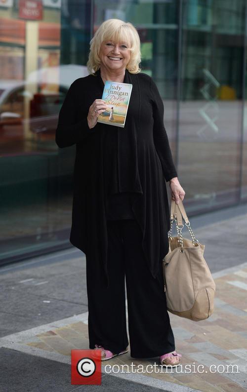 Judy Finnigan 5