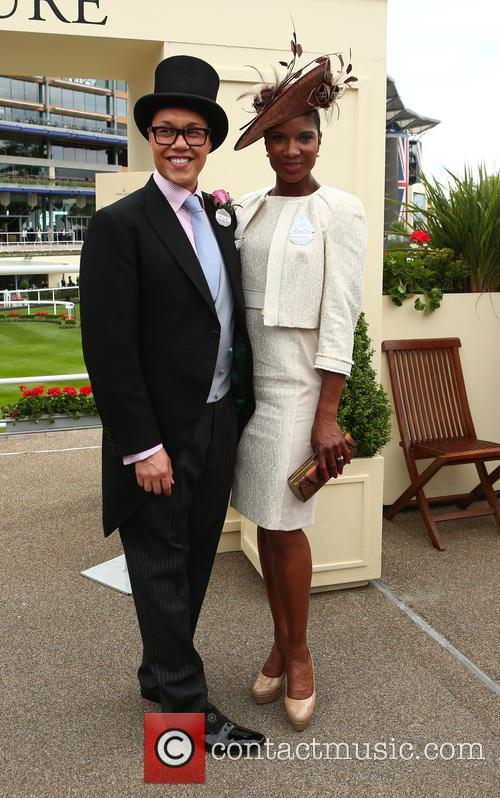 Denise Lewis and Gok Wan 5