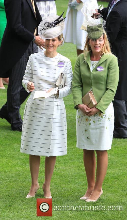 Sophie and Countess Of Wessex 5