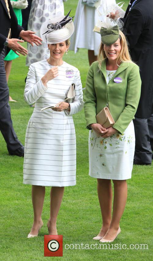 Sophie and Countess Of Wessex 6