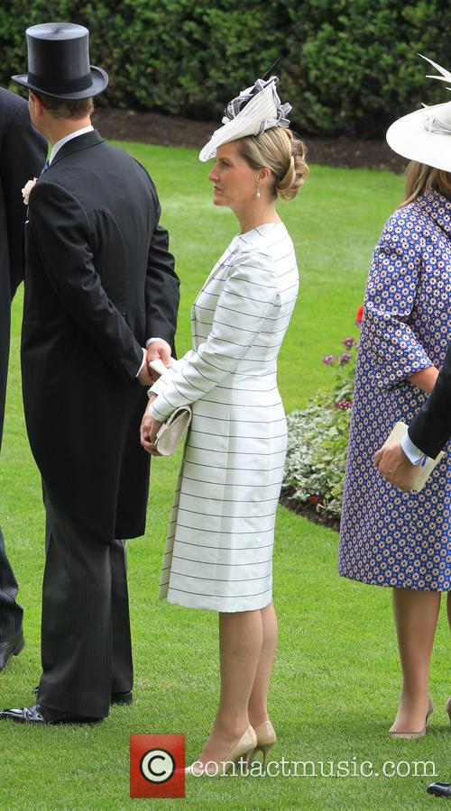 Sophie and Countess Of Wessex 7