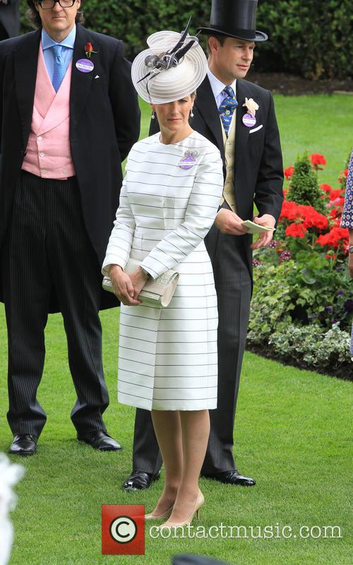 Prince Edward, Earl Of Wessex, Sophie and Countess Of Wessex 2
