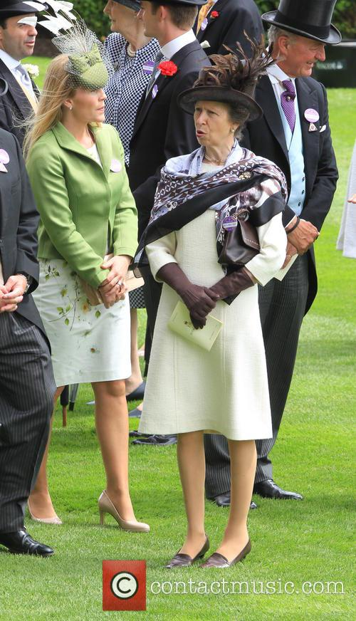 Anne and Princess Royal 2