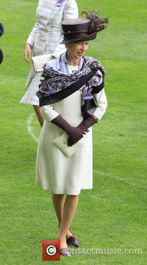 Anne and Princess Royal 5