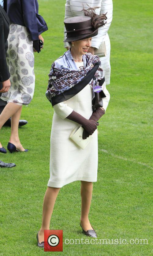 Anne and Princess Royal 6
