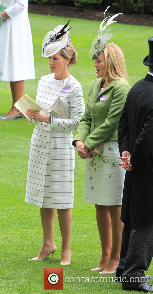 Sophie and Countess Of Wessex 8