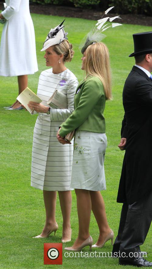 Sophie and Countess Of Wessex 1