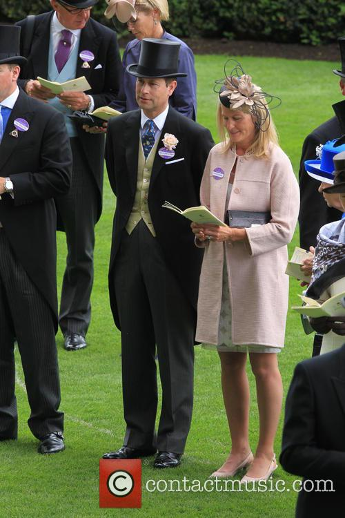 Prince Edward and Earl Of Wessex 11