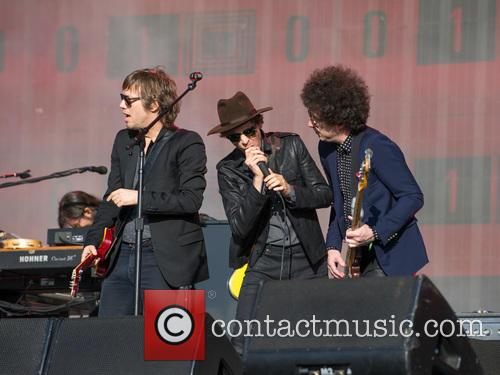 Jason Falkner, Beck and Justin Meldal-johnsen 1
