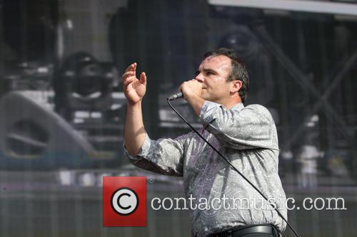 Gerrit Welmers and Future Islands 1