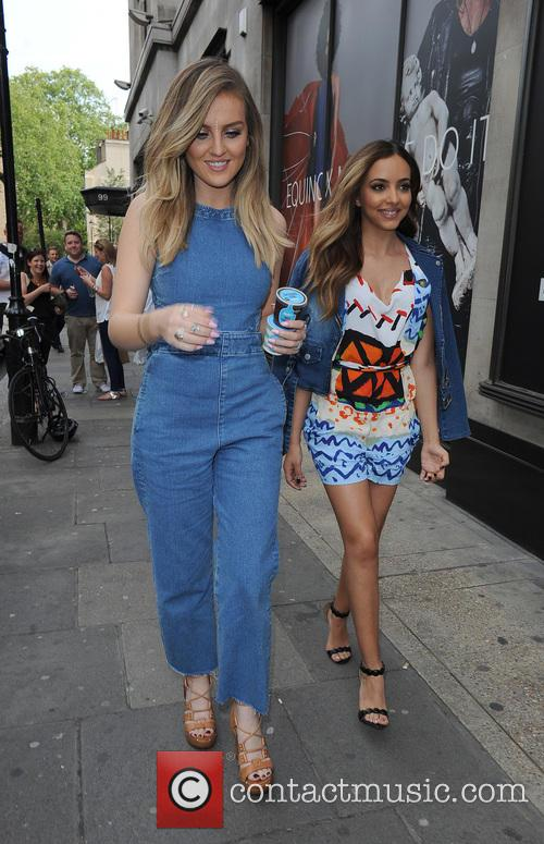 Perrie Edwards and Jade Thirlwall 3