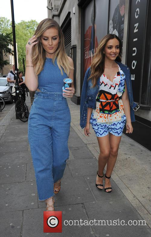 Perrie Edwards and Jade Thirlwall 5