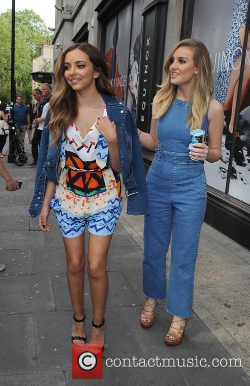 Perrie Edwards and Jade Thirlwall 6