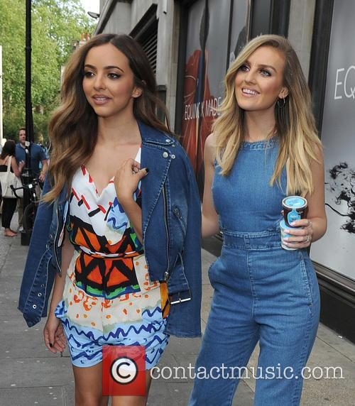 Perrie Edwards and Jade Thirlwall 9