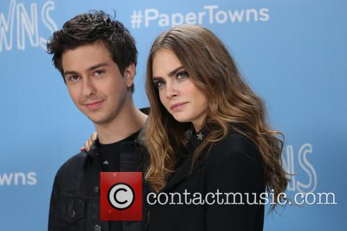 Cara Delevingne and Nat Wolff 5