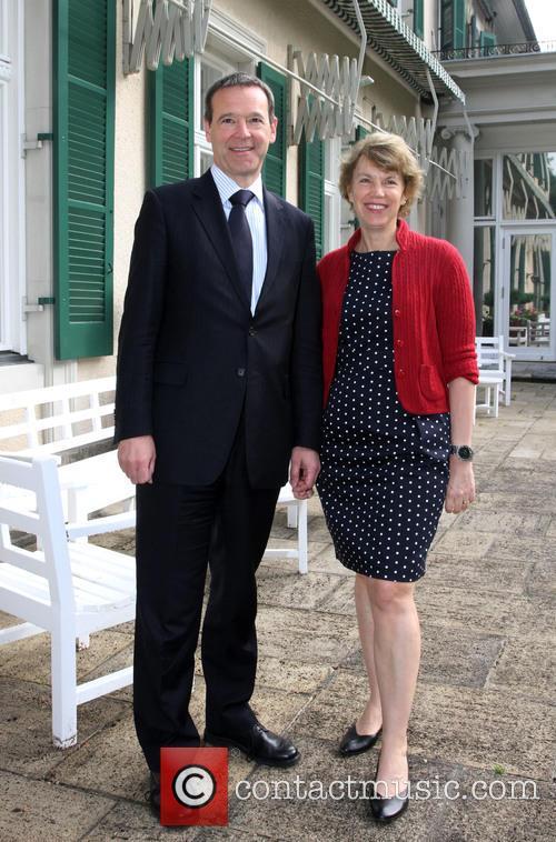 Simon Mcdonald and Lady Olivia Mcdonald 2