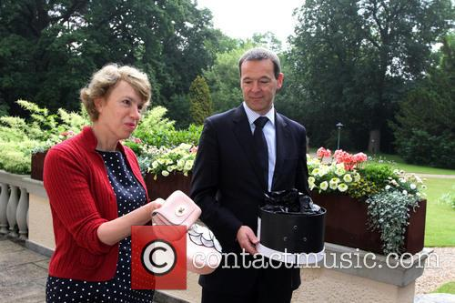 Simon Mcdonald and Lady Olivia Mcdonald 6