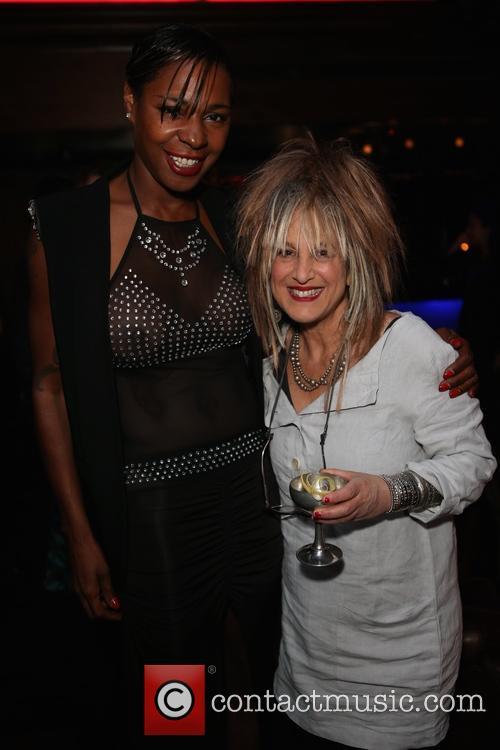 Sonique and Elizabeth Emanuel 5