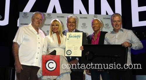 Suzanne Somers Day Las Vegas