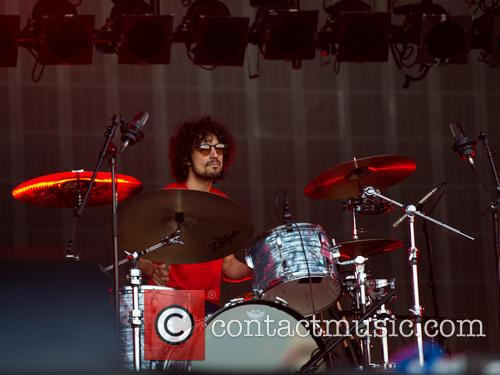 Fabrizio Moretti and The Strokes 2