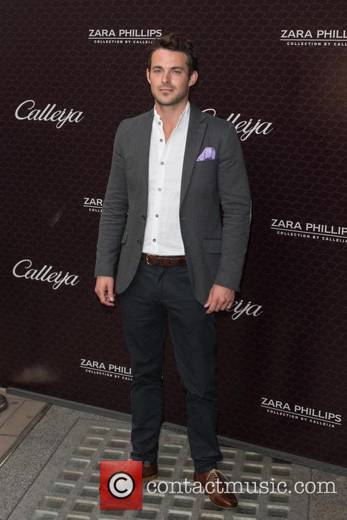 Zara Phillips Collection party