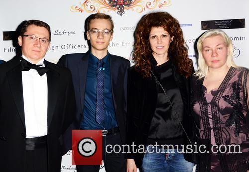 Artur Kovyazin, Max Bubnova, Regina Myannik and Helen Bubnova 4