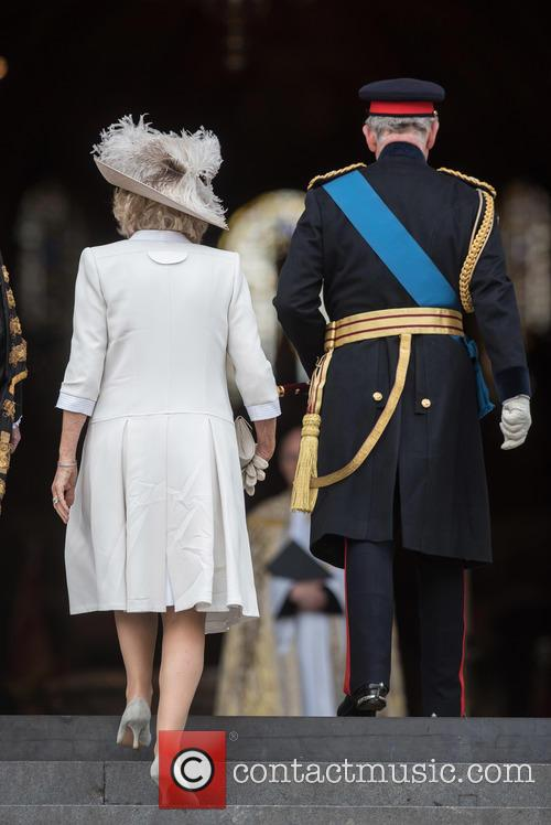 The Duchess Of Cornwall, The Prince Of Wales and Prince Charles 4