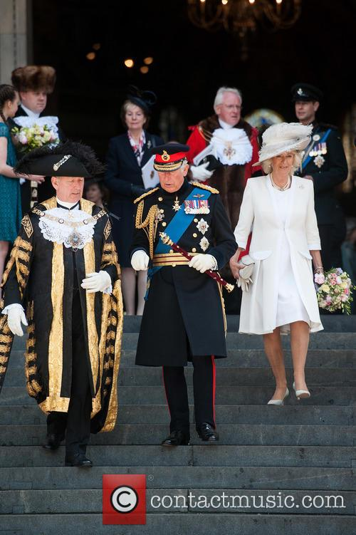 The Prince Of Wales, Prince Charles and The Duchess Of Cornwall 2