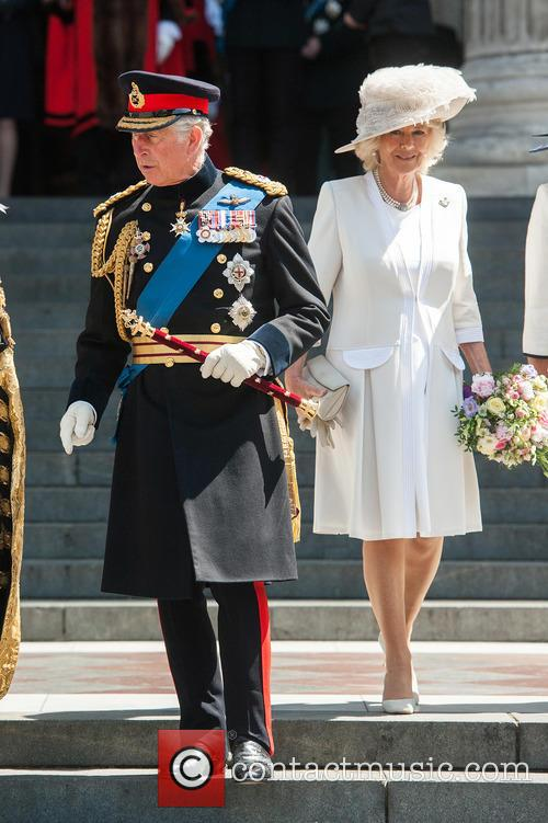 The Prince Of Wales, Prince Charles and The Duchess Of Cornwall 4