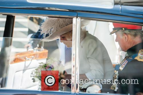 The Prince Of Wales, Prince Charles and The Duchess Of Cornwall 5