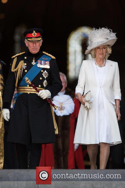 The Prince Of Wales, Prince Charles and The Duchess Of Cornwall 6