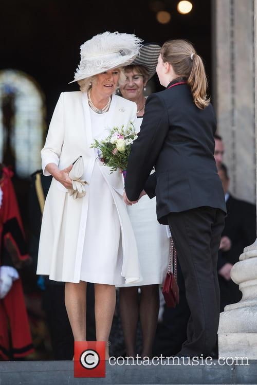 The Duchess Of Cornwall 5