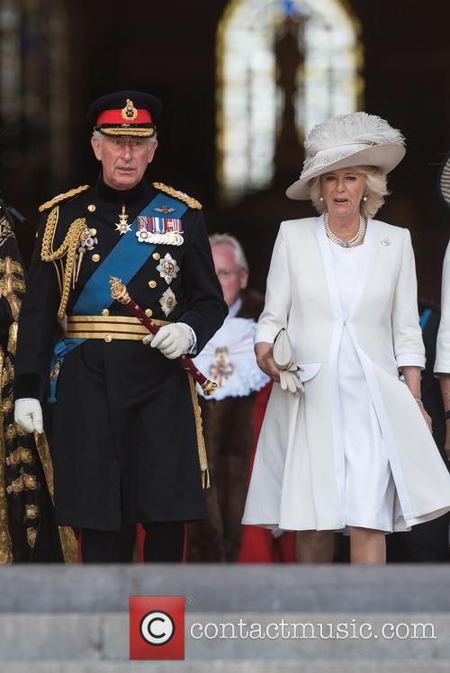The Prince Of Wales, Prince Charles and The Duchess Of Cornwall 1
