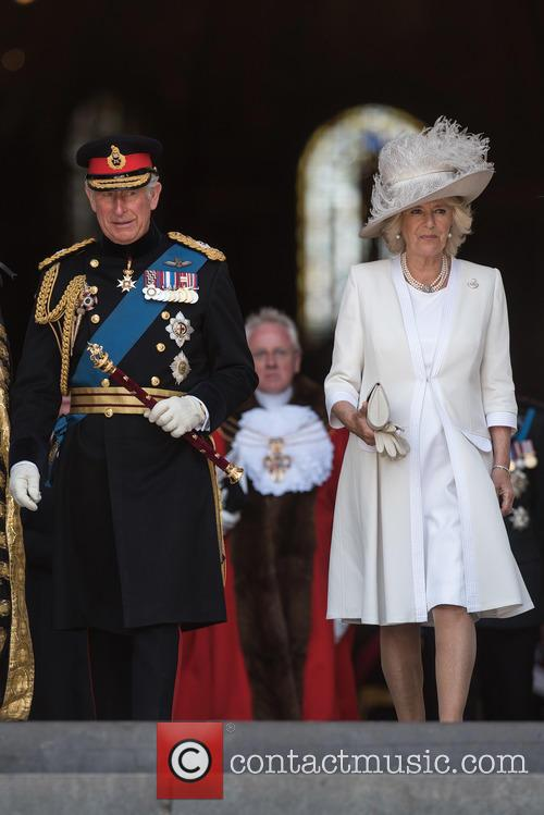 The Prince Of Wales, Prince Charles and The Duchess Of Cornwall 7
