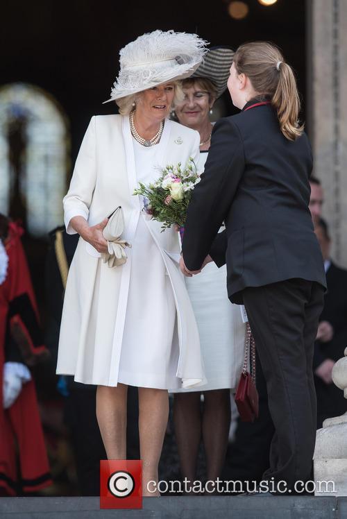 The Duchess Of Cornwall 6