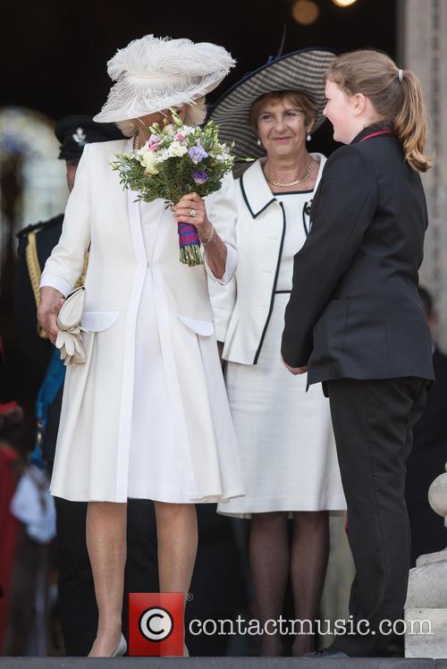 The Duchess Of Cornwall 7