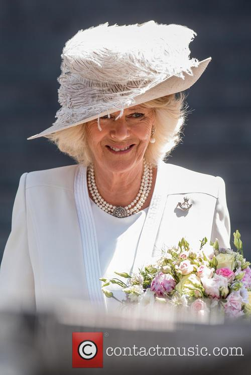 The Duchess Of Cornwall 9